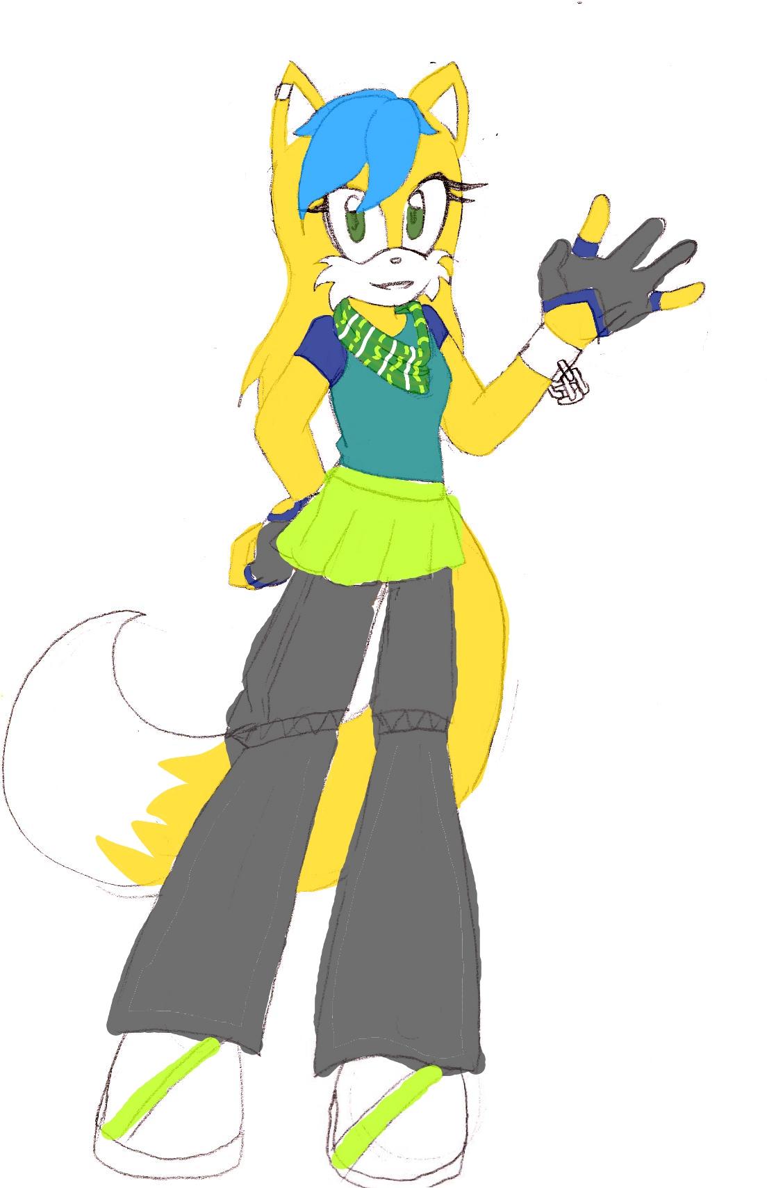 Alicia the Fox