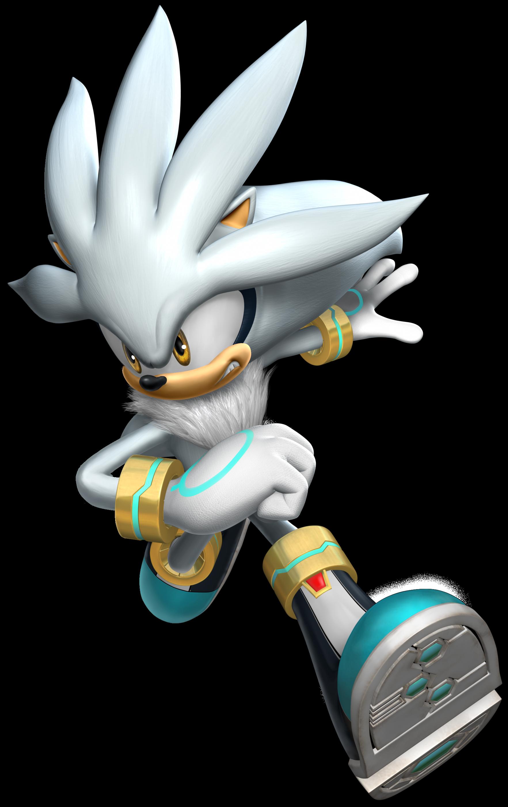 Silver the Hedgehog (KatKennedy135's Universe)