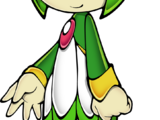 Cosmo the Seedrian