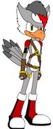 Mukuro the Hawk