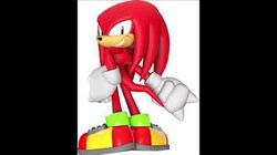 Sonic The Hedgehog (2020) - Knuckles The Echidna Unused Voice Sound