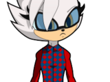 Schnee the Hedgehog
