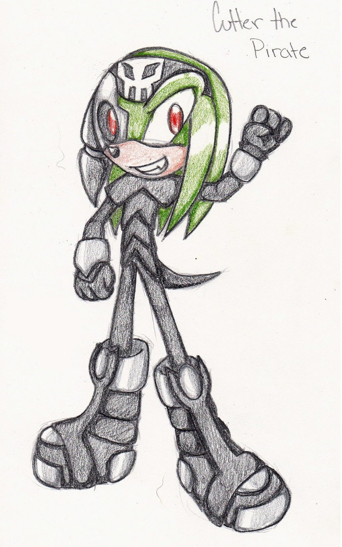 Cutter the Echidna