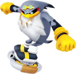 Sonic Riders Velocity Strom Artwork.png
