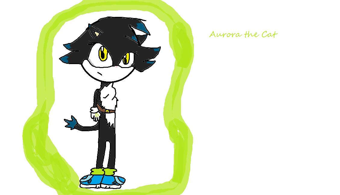 Aurora the Cat (Sonicfan)