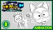 Sonic and the Steel of Darkness - OPENING (Animation)