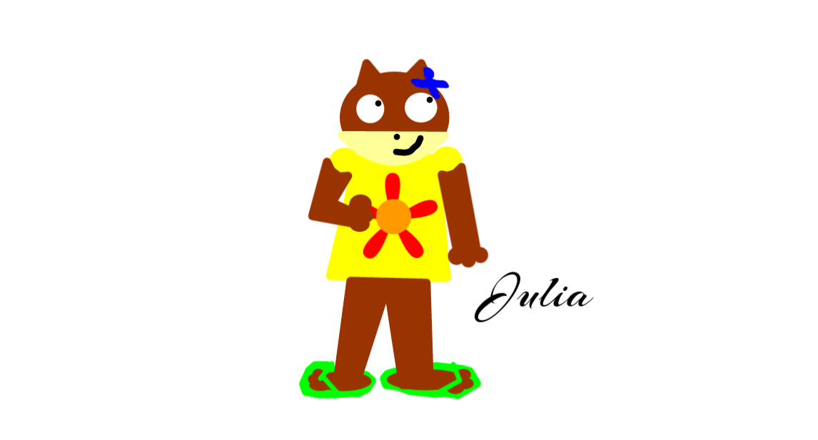 Julia The Otter