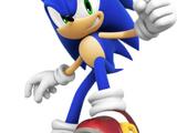 Sonic & Spongebob Riders