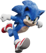 SonicMovie Sonic Run