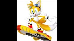 Sonic Riders Velocity - Miles ''Tails'' Prower Unused Voice Clips