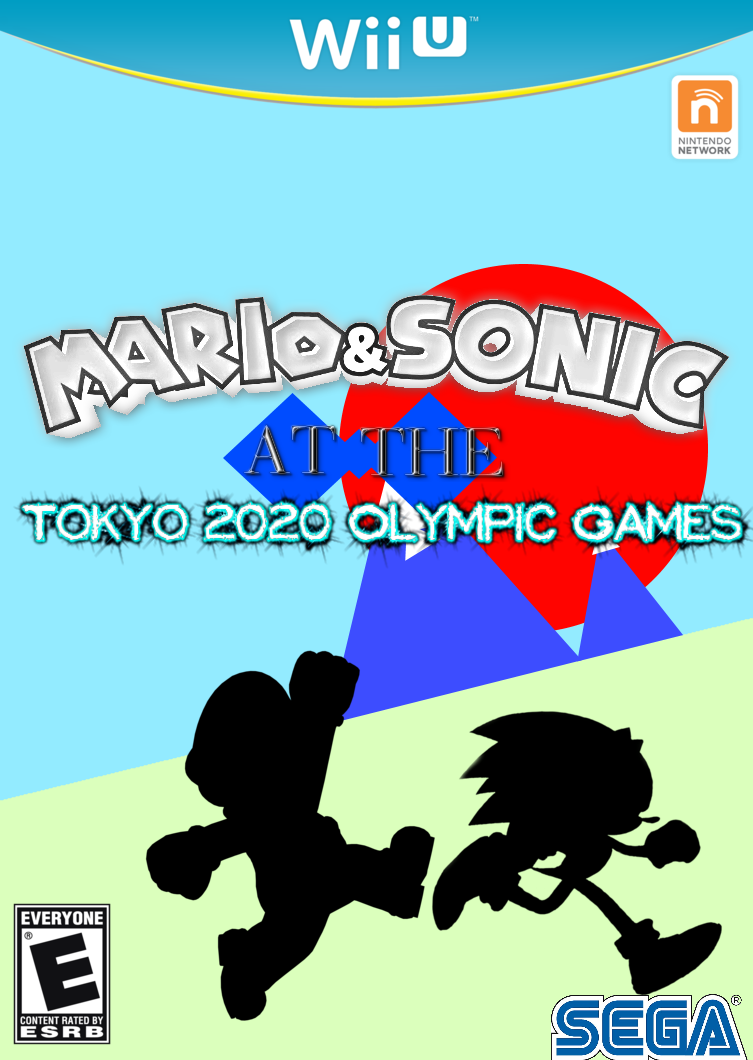 Mario And Sonic At The 2020 Summer Olympics
