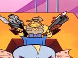 Huntor (AngieYaz Sonic Underground reboot)