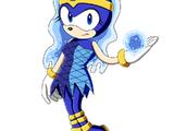 Splash, the Goddess of Water
