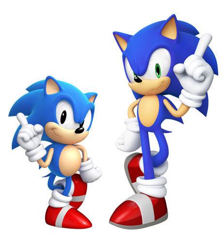 Sonic the Hedgehog/ BearfootTruck's Universe