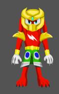 Armor Crimson