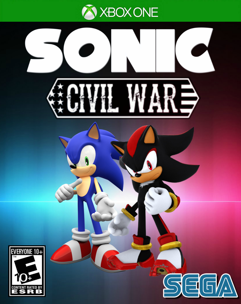 Sonic the Hedgehog: The Civil War