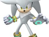 Silver the Hedgehog (BearfootTruck's Universe)