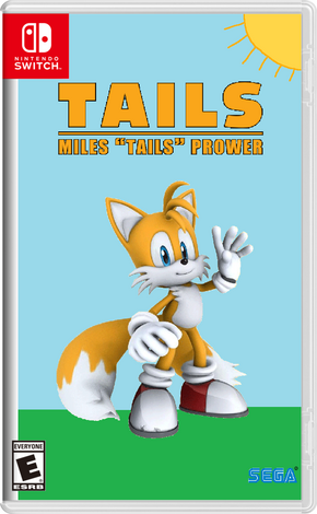 Miles Tails Prower Game Switch Boxart.png