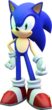 Sonic the hedgehog unleashed pose by mintenndo-d6ixso3