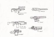 Braxxian guns