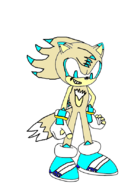 Emperix the hedgefox by me