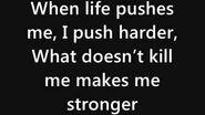 Skillet - Not Gonna Die (lyrics)