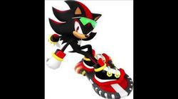 Sonic Riders Velocity - Shadow The Hedgehog Unused Voice Clips