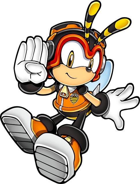 Charmy Bee (IncaIceBunny's Universe)