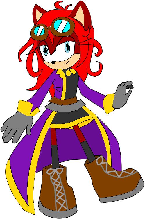 Armaja the Hedgehog