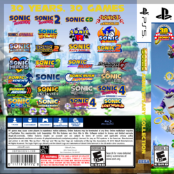 Sonic Anniversary Collection