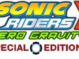 Sonic Riders: Zero Gravity (Special Edition)
