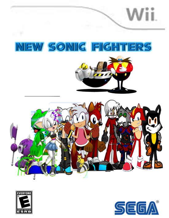 New Sonic Fighters