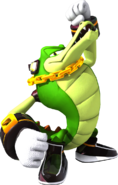 Vector the crocodile by itshelias94-d4s2q8t