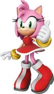 06 Sonic 3D Amy