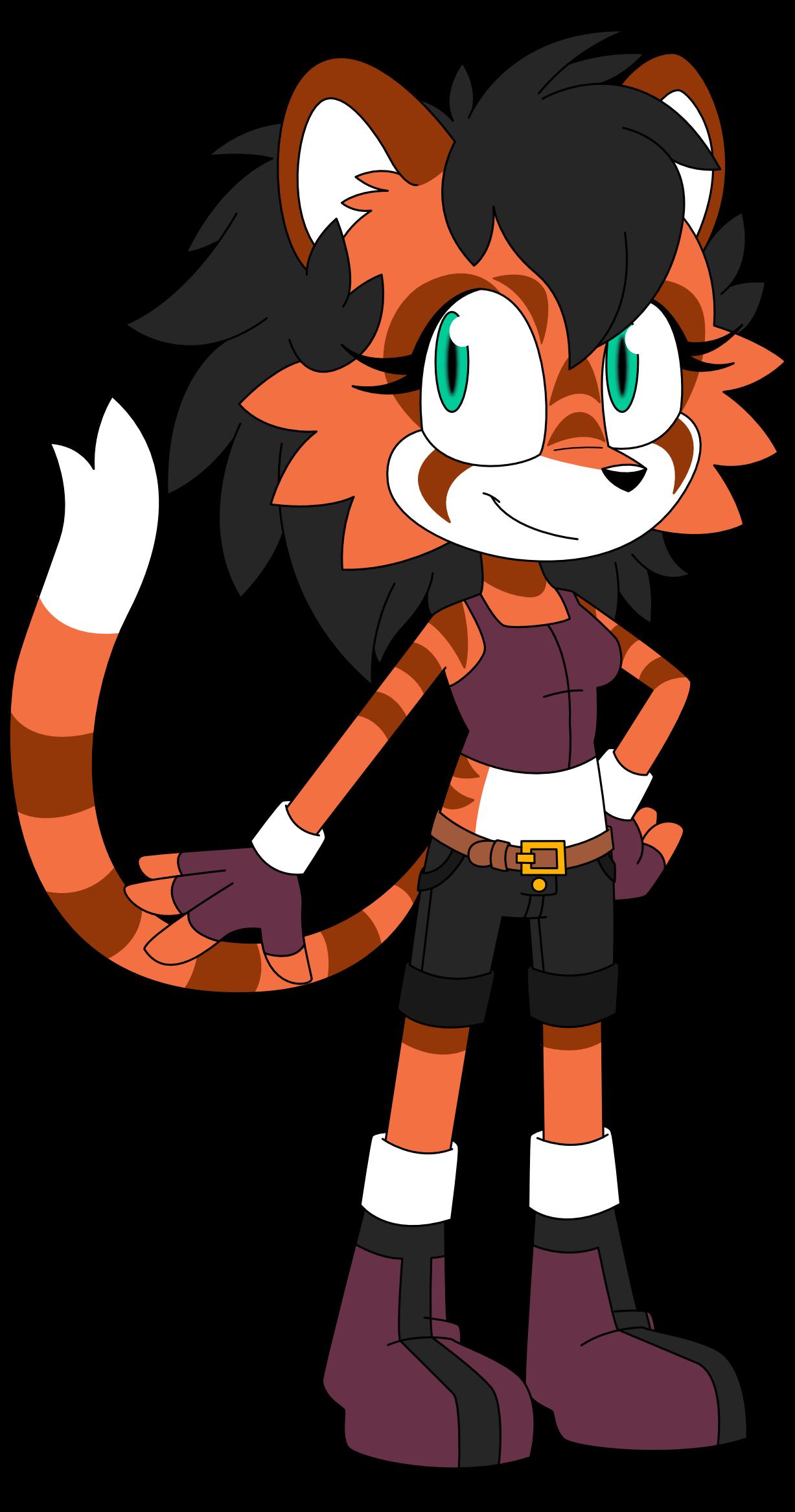 Holly the Tigress