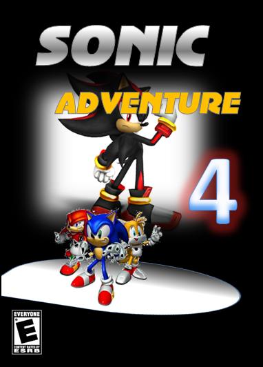 Sonic Adventure 4: Paradox