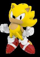 Super Classic Sonic