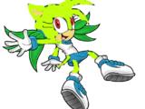 Irma The Hedgehog