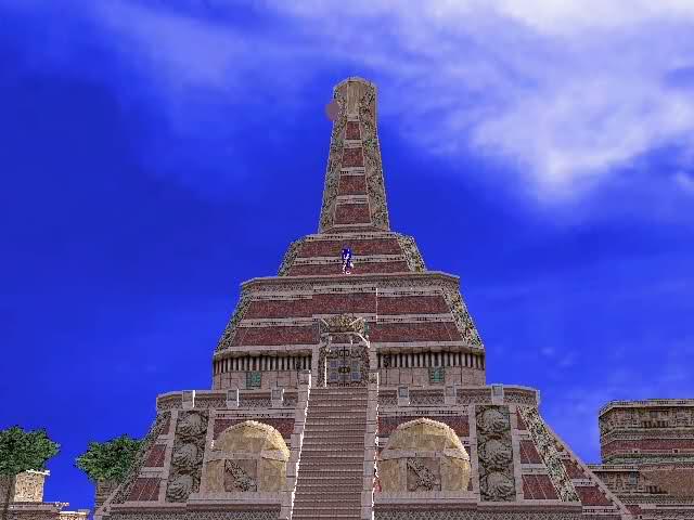 Mystic Ruins