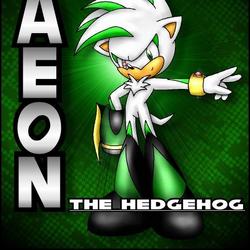 Aeon the Hedgehog