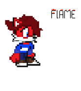 Flame Sprite