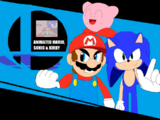 The Adventures of Mario, Sonic, and Kirby