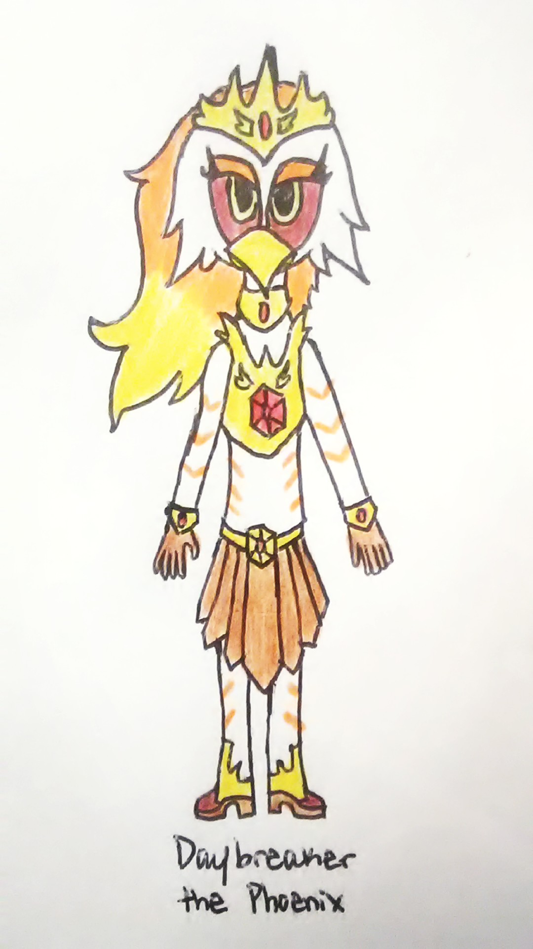 Daybreaker the Phoenix