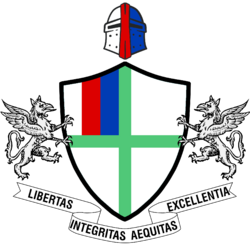 Coat of arms of Emerald City.png