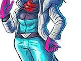 Fay (AngieYaz Sonic Underground reboot)