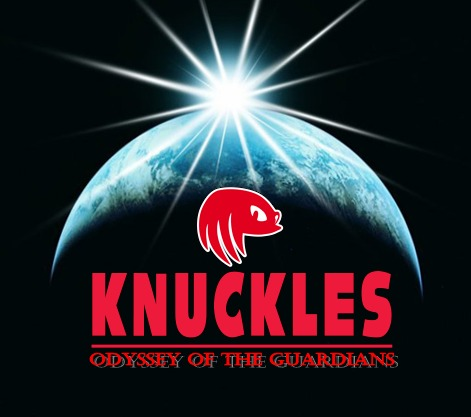 Knuckles: Odyssey of the Guardians