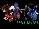 Sonic vs. Bayonetta: The Witch's Curse