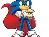 Sonic the Hedgehog/Combined Universes