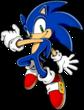 Sonic Art Assets DVD - Sonic The Hedgehog - 7