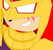 Crimerjak's evil grin
